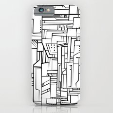 Electropattern(B&W) iPhone 6s Slim Case