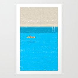 pool-1 Art Print