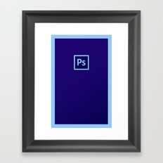The New Photoshop Framed Art Print
