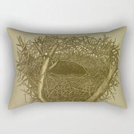 Magpie Nest Rectangular Pillow
