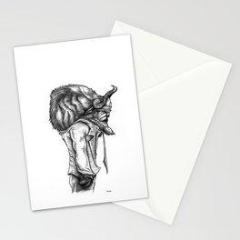The Buffalo Stationery Cards