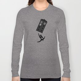 Doctor Who - Mad Men Long Sleeve T-shirt