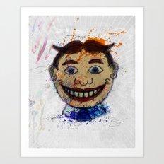 Tillie Art Print