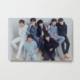 BTS / Bangtan Boys Metal Print