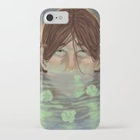virginia iPhone & iPod Cases featuring Virginia by Philip King