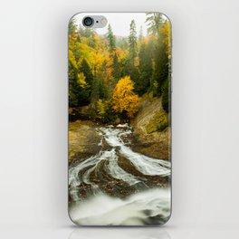 Canyon Flow  iPhone Skin