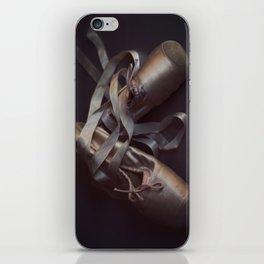 Worn iPhone Skin