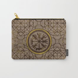 Vegvisir. The Magic Navigation Viking Compass Carry-All Pouch
