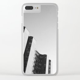 Tops Clear iPhone Case