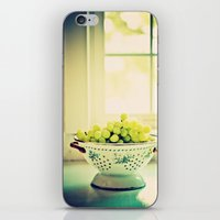fruit iPhone & iPod Skins featuring Fruit  by Jo Bekah Photography