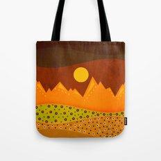 Color/Landscape 9     (By vivigonzalezart) Tote Bag
