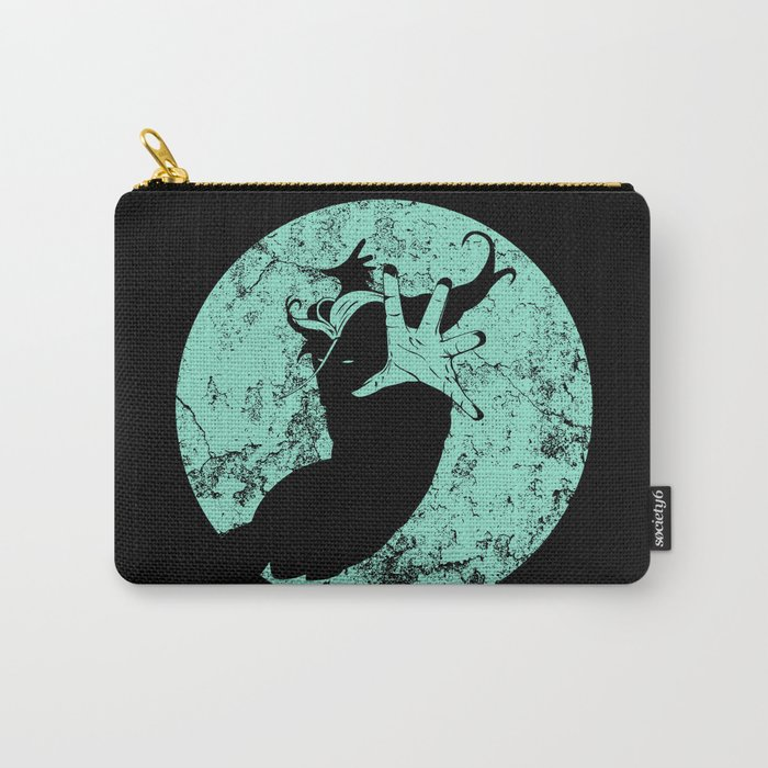 Help Is Coming Carry-All Pouch