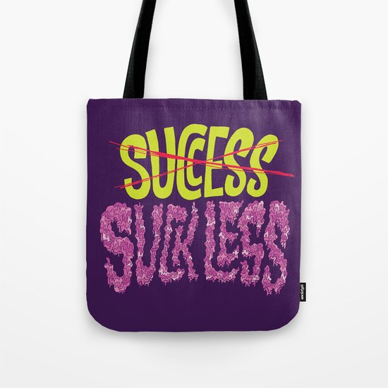 Success.  Tote Bag