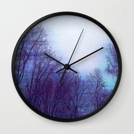 UNTITLED #16 Wall Clock