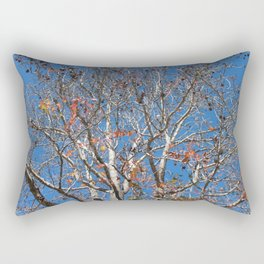 Trees 4 Dayz Rectangular Pillow