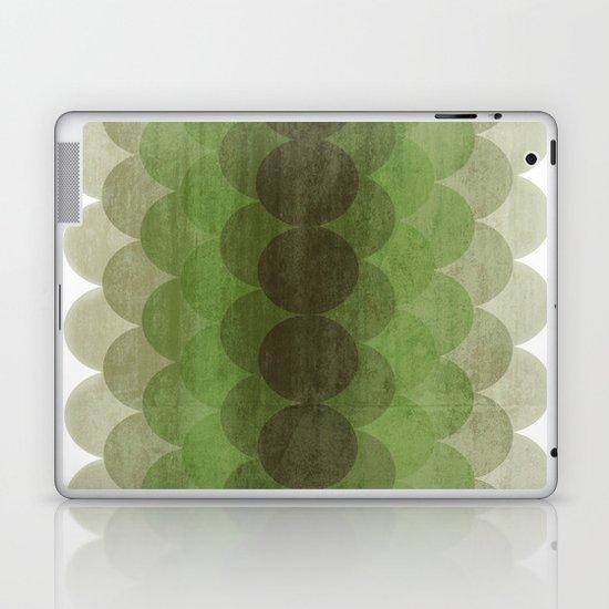 Round & Round  Laptop & iPad Skin