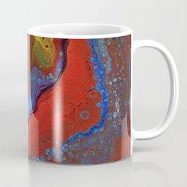 Fluid Acrylic X Coffee Mug