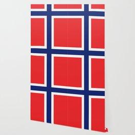 Flag of norway Wallpaper