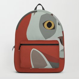 Cat Portrait Backpack