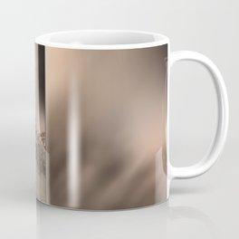 Heavy Duty Earthworks During An Eclipse Coffee Mug