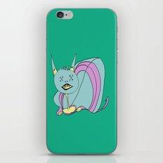 Obobitohr, a strange vicious creature with attitude! iPhone & iPod Skin