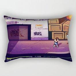 Doble Dragon 2 Rectangular Pillow