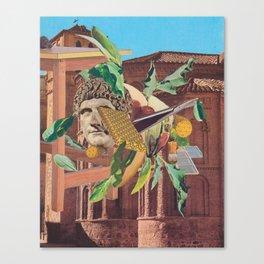 Mister UHU Canvas Print