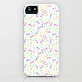 Gummy Bears Pastel iPhone Case