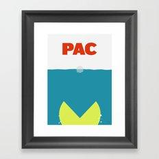 PAC Framed Art Print