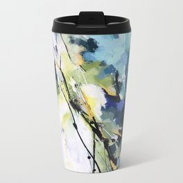 Renaissance Metal Travel Mug