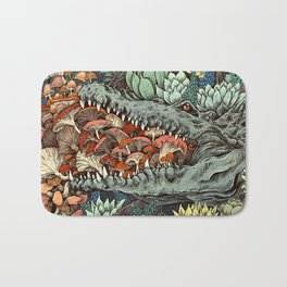 Flourish Bath Mat