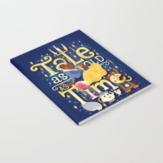 Tale as old as time Notebook