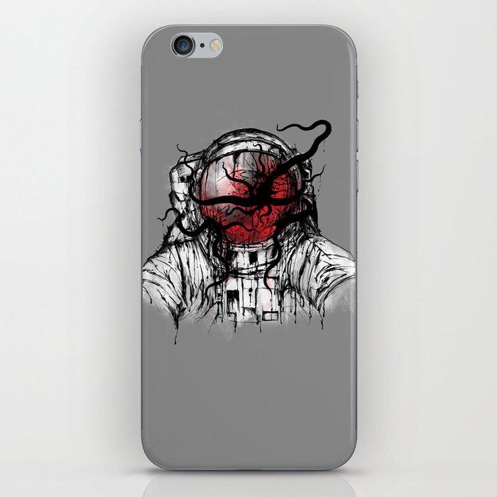 Space Parasitism iPhone Skin