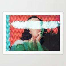 Tay 2 Art Print