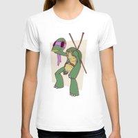ninja turtle T-shirts featuring Teenage Mutant Ninja Turtle by Déoz Woorld