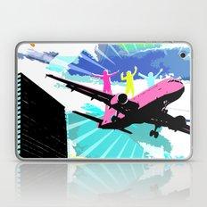 City Cloud Laptop & iPad Skin