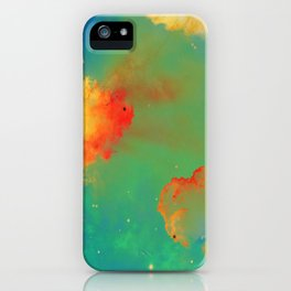 Goldfishes of the Universe iPhone Case