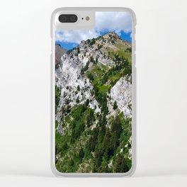 Snowbird Clear iPhone Case