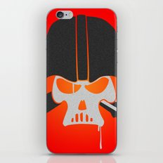 Your Resistance is Futile iPhone & iPod Skin