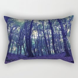 Faggete enchanted magical beeches Rectangular Pillow