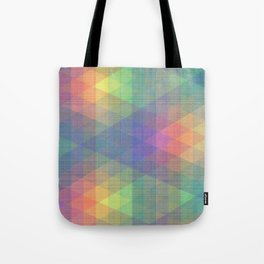 Diamond Spectrum Tote Bag