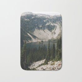 Lake Ann in North Cascades, WA Bath Mat