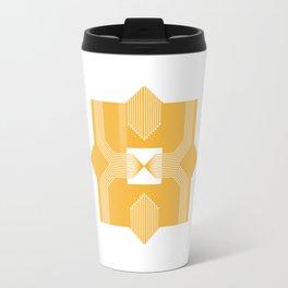 Geometric #5 Travel Mug
