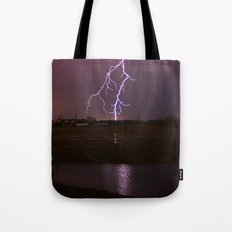 Twin Light Tote Bag