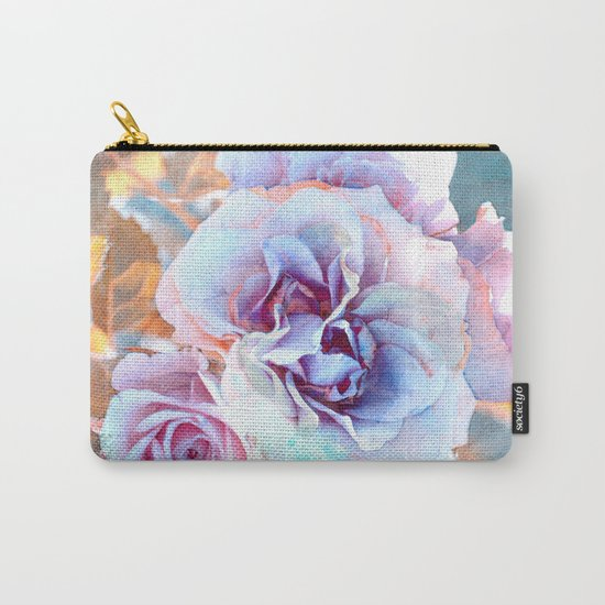 Vintage roses(6). Carry-All Pouch