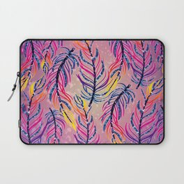 sparkling feathers Laptop Sleeve