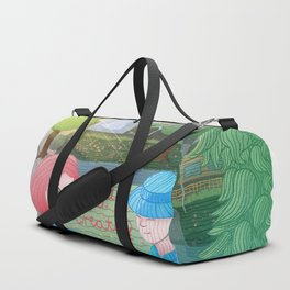 Why do we create? Duffle Bag