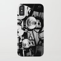 cameras iPhone & iPod Cases featuring Cameras by Yancey Wells