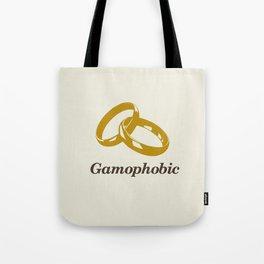 Gamophobic Tote Bag