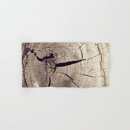 Cracks in Time - Photography #Society6 Hand & Bath Towel